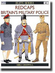 Osprey Publications   N/A Redcaps: British Military Police OSPELI65