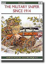 Osprey Publications   N/A Military Sniper Since 1914 OSPELI68