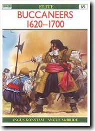 Osprey Publications   N/A Buccaneers 1620-1700 OSPELI69