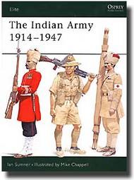 Osprey Publications   N/A The Indian Army 1914-47 OSPELI75
