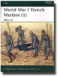 Osprey Publications   N/A World War I Trench Warfare (1) OSPELI78