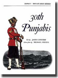 Osprey Publications   N/A 30th Punjabis OSPMAA031