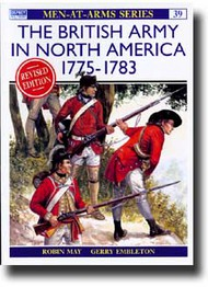 Osprey Publications   N/A Collection - British Army in North America 1775-1783 (Revised) OSPMAA039