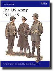 Osprey Publications   N/A Collection - The US Army 1941-45 OSPMAA070