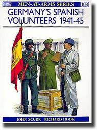 Osprey Publications   N/A Germany's Spanish Volunteers 1941-45 OSPMAA103