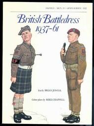 Osprey Publications   N/A British Battledress 1937-61 OSPMAA112