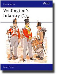 Osprey Publications   N/A Wellington's Infantry (1) OSPMAA114