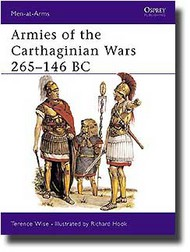 Osprey Publications   N/A Armies of the Carthaginian War OSPMAA121