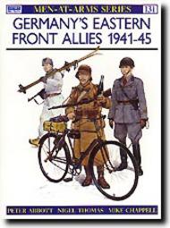 Osprey Publications   N/A German's Eastern Front Allies OSPMAA131
