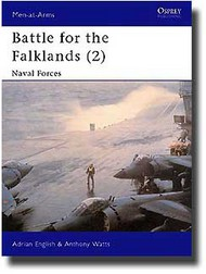 Osprey Publications   N/A Battle for the Falklands 2: Naval Forces OSPMAA134