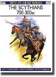 Osprey Publications   N/A The Scythians 700-300 BC OSPMAA137