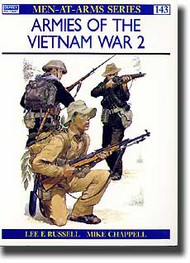 Osprey Publications   N/A Armies of the Vietnam War (2) OSPMAA143