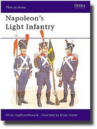 Osprey Publications   N/A Napoleon's Light Infantry 1941-45 OSPMAA146