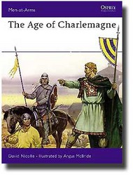 Osprey Publications   N/A Collection - The Age of Charlemagne OSPMAA150