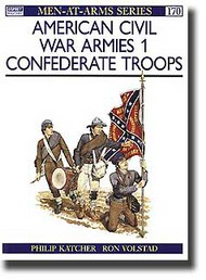 Osprey Publications   N/A American Civil War Armies #1 OSPMAA170