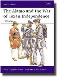 Osprey Publications   N/A Alamo 1835-36 OSPMAA173