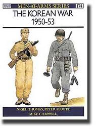 Osprey Publications   N/A Korean War 1950-53 OSPMAA174