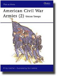 Osprey Publications   N/A American Civil War Armies #2 OSPMAA177