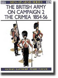 Osprey Publications   N/A Collection - The British Army on Campaign: The Crimea 1854-56 OSPMAA196