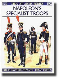 Osprey Publications   N/A Collection - Napoleon's Specialist Troops OSPMAA199