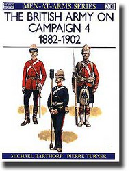 Osprey Publications   N/A Collection - The British Army on Campaign (4) 1882-1902 OSPMAA201