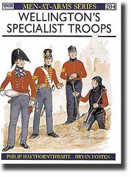 Osprey Publications   N/A Wellington's Specialist Troops OSPMAA204