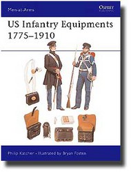 Osprey Publications   N/A Collection - US Infantry Equipement 1775 OSPMAA214