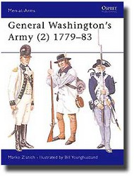 Osprey Publications   N/A Washington's Army #2 1779-83 OSPMAA290