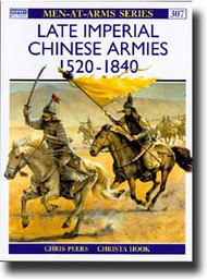 Osprey Publications   N/A Late Imperial Chinese Army OSPMAA307