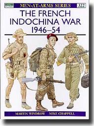 Osprey Publications   N/A The French Indochina War 1946-54 OSPMAA322