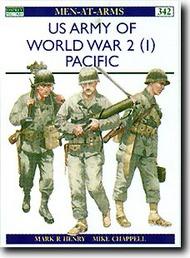 Osprey Publications   N/A US Army of WW II Part 1 - Pacific OSPMAA342