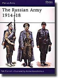 Osprey Publications   N/A The Russian Army 1914-18 OSPMAA364
