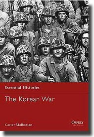 Osprey Publications   N/A The Korean War OSPMAA508