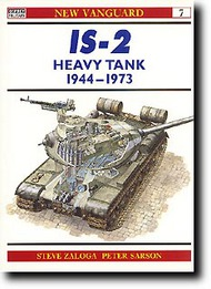 Osprey Publications   N/A Collection - JS-2 Heavy Tank 1944-73 OSPNVG07