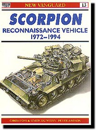 Osprey Publications   Scorpion Recon Vehicle 1972-94 OSPNVG13