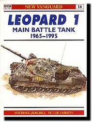 Osprey Publications   Leopard 1 MBT 1965-95 OSPNVG16