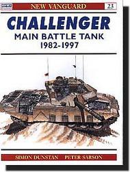 Osprey Publications   N/A Challenger I MBT 1984-96 OSPNVG23