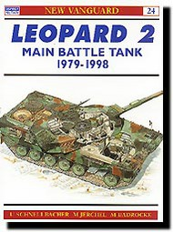 Osprey Publications   N/A Leopard 2 Main Battle Tank 1972-1998 OSPNVG24