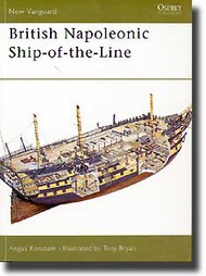 Osprey Publications   N/A British Napoleonic Ship-of-tHe.Line OSPNVG42