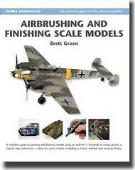 Osprey Publications  Airbrush Collection - Airbrushing and Finishing Scale Models OSP1991