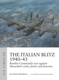 Air Campaign: The Italian Blitz 1940-43 - Pre-Order Item #OSPAC17