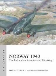 Air Campaign: Norway 1940 The Luftwaffe Scandinavian Blitzkrieg #OSPAC22