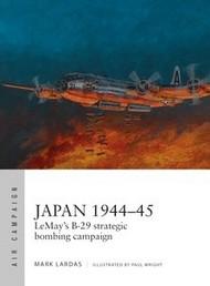 Air Campaign: Japan 1944-45 The Devastating B-29 Strategic Bombing Campaign #OSPAC9