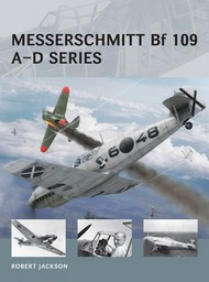 Osprey Publications   Air Vanguard: Messerschmitt Bf.109A/D Series OSPAV18