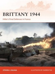 Osprey Publications   N/A Campaign: Brittany 1944 OSPC320