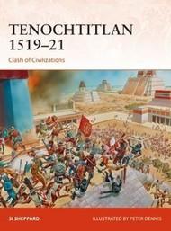 Osprey Publications   N/A Campaign: Tenochtitlan 1519-21 OSPC321