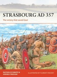 Campaign: Strasbourg 357AD The Victory that Saved Gaul #OSPC336