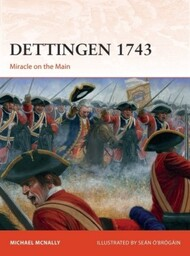Campaign: Dettingen 1743 Miracle on the Main - Pre-Order Item #OSPC352