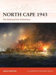 Campaign: North Cape 1943 The Sinking of the Scharnhorst #OSPC356