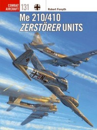 Combat Aircraft: Me210/410 Zerstorer Units #OSPCA131